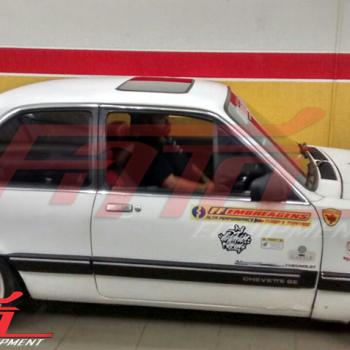 Chevette com Teto Solar H300 classic
