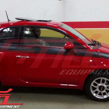 Fiat 500 com Teto Solar H300 NSG