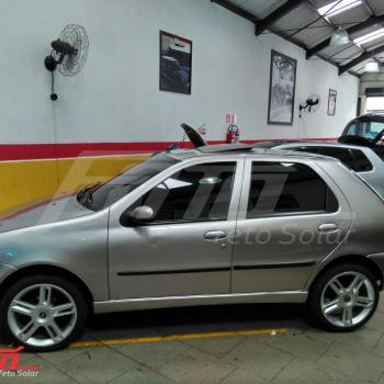 Fiat Palio com Teto Solar NSG Conforto