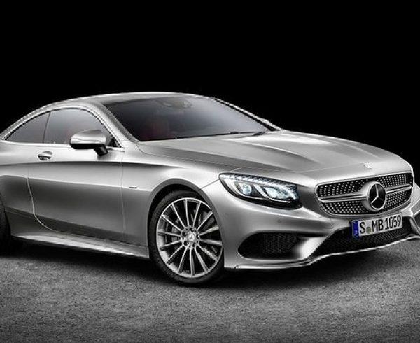 Mercedes Classe S Coupé é revelado em detalhes
