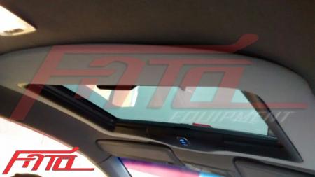 New Civic com teto solar NSG Confort