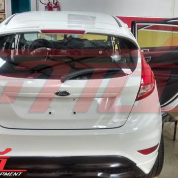New Fiesta com Teto Solar H300 NGS