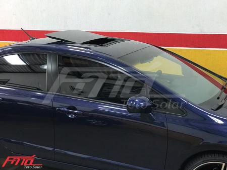 New Civic com Teto Solar H300 NSG confort