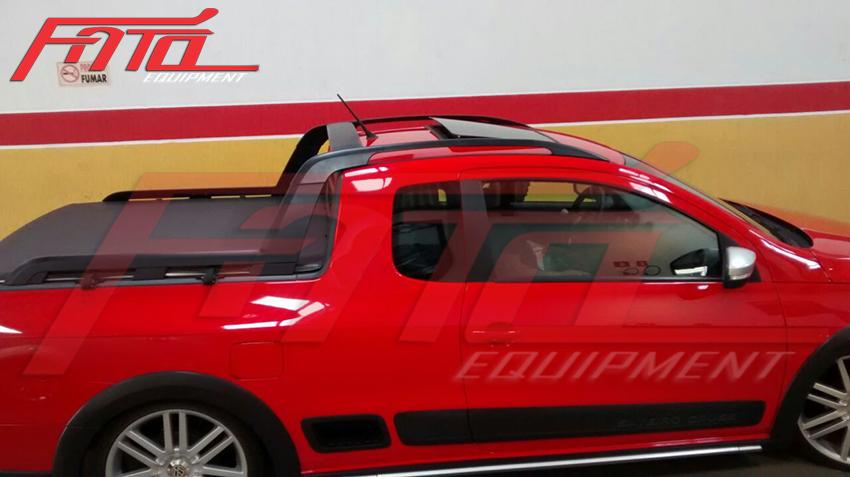 Saveiro 2014 com Teto Solar H300 NSG Confort