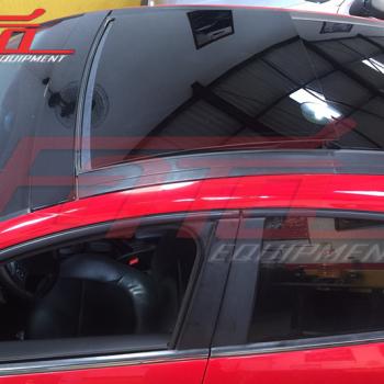 Conserto do teto solar no Fiat Bravo