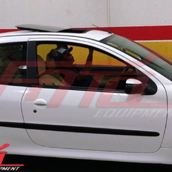 Peugeot 207 Teto solar Hollandia H300 NSG Entry
