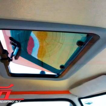 Pick Up F100 com Teto Solar Hollandia 100