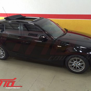 BMW 118i com Teto Solar Webasto Hollandia 400 deluxe