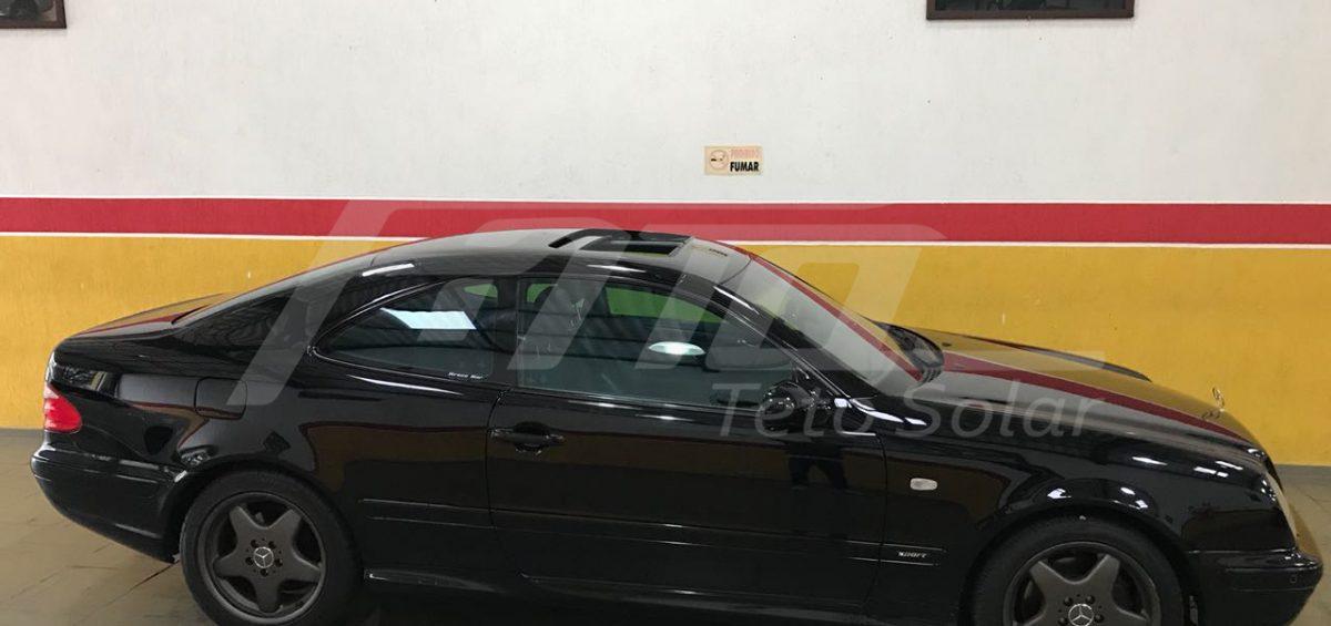 Conserto teto solar Mercedes clk 430