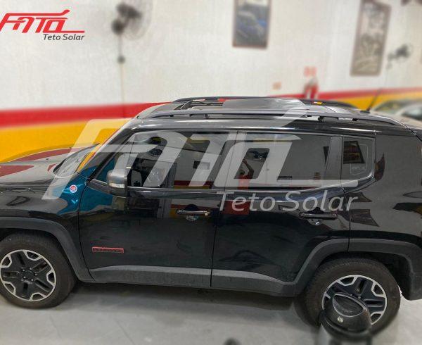 Conserto Teto Solar Jeep Compass Trailhawk